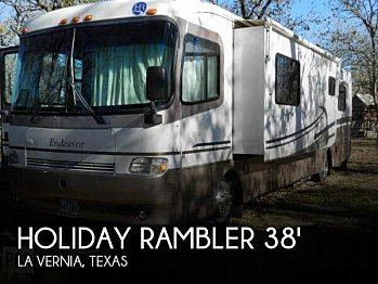 1998 Holiday Rambler Other Holiday Rambler Models for sale 300157682