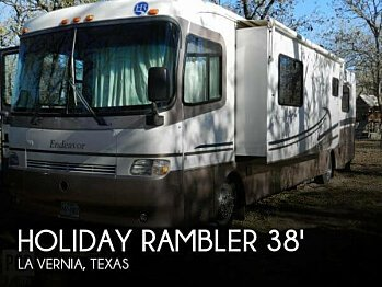 1998 Holiday Rambler Other Holiday Rambler Models for sale 300161353