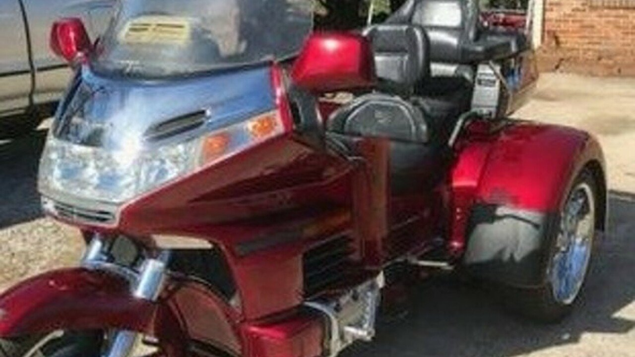 1998 Honda Gold Wing for sale 200544331