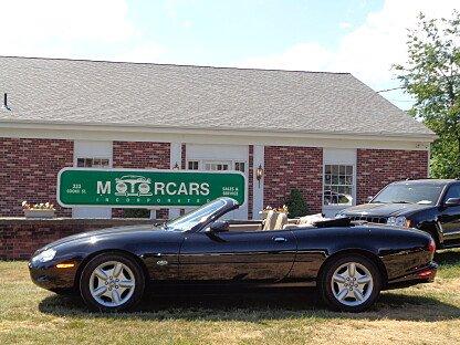 1998 Jaguar XK8 Convertible for sale 100772343