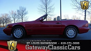1998 Mercedes-Benz SL500 for sale 100965174