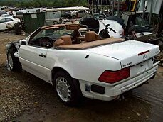 1998 Mercedes-Benz SL500 for sale 100292821