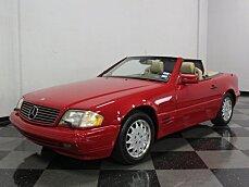1998 Mercedes-Benz SL500 for sale 100946641