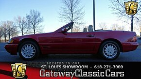 1998 Mercedes-Benz SL500 for sale 100965174