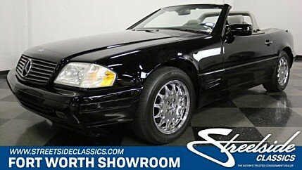 1998 Mercedes-Benz SL500 for sale 100994252