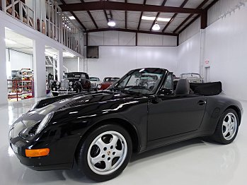 1998 Porsche 911 Cabriolet for sale 100744046