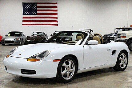 1998 Porsche Boxster for sale 100838134