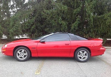 1998 chevrolet Camaro Z28 Coupe for sale 101026497