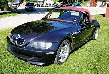 1999 BMW M Roadster for sale 101006315