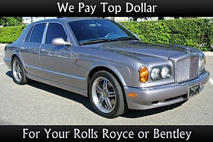 1999 Bentley Arnage Green Label for sale 100862177