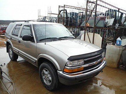 1999 Chevrolet Blazer 4WD 4-Door for sale 100851810