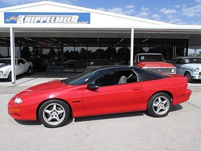 1999 Chevrolet Camaro Z28 Coupe for sale 100725101