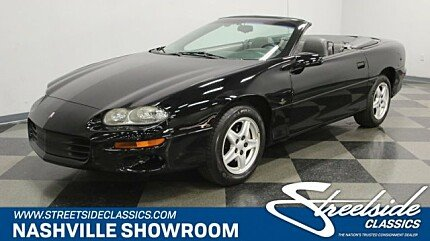1999 Chevrolet Camaro Convertible for sale 101030057