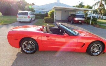 1999 Chevrolet Corvette Convertible for sale 100760328