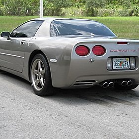 1999 Chevrolet Corvette Coupe for sale 100779521