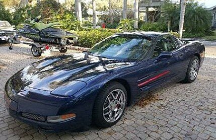 1999 Chevrolet Corvette Coupe for sale 100762718