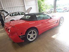 1999 Chevrolet Corvette Convertible for sale 100880160