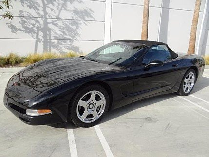 1999 Chevrolet Corvette Convertible for sale 100929251