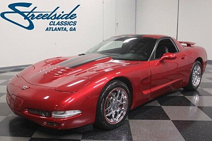 1999 Chevrolet Corvette Coupe for sale 100957368
