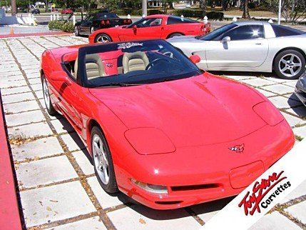 1999 Chevrolet Corvette Convertible for sale 100962881