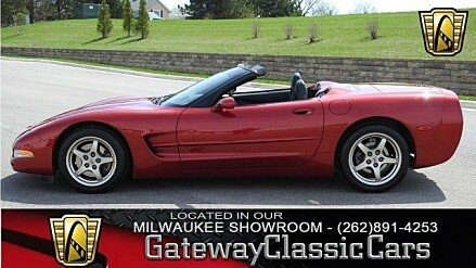 1999 Chevrolet Corvette Convertible for sale 100963568