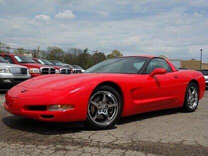 1999 Chevrolet Corvette Coupe for sale 100984605