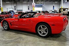 1999 Chevrolet Corvette Convertible for sale 101000241