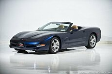 1999 Chevrolet Corvette Convertible for sale 101019263