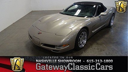 1999 Chevrolet Corvette Convertible for sale 101026573