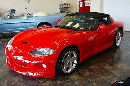 1999 Dodge Viper RT/10 Roadster for sale 100735429