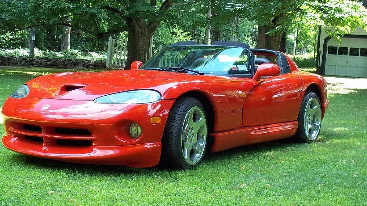 1999 Dodge Viper for sale 100778893