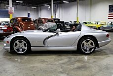 1999 Dodge Viper RT/10 Roadster for sale 100912829
