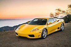 1999 Ferrari 360 Modena for sale 100795461