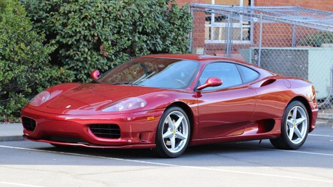 1999 Ferrari 360 Modena for sale 101016791