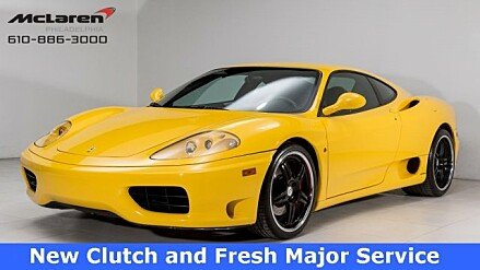 1999 Ferrari 360 Modena for sale 100857952