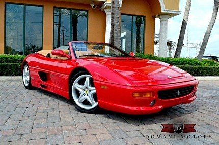 1999 Ferrari F355 Spider for sale 100751253