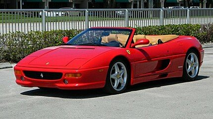 1999 Ferrari F355 Spider for sale 100847745