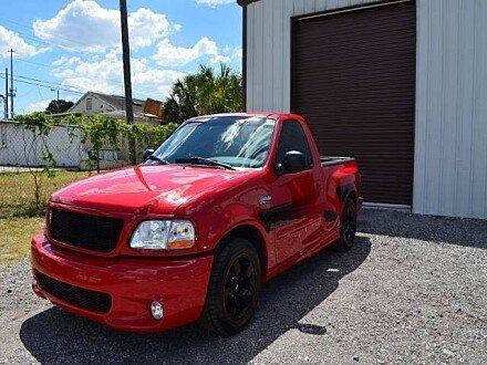 1999 Ford F150 2WD Regular Cab Lightning for sale 100897108
