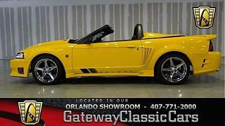 1999 Ford Mustang GT Convertible for sale 100739695
