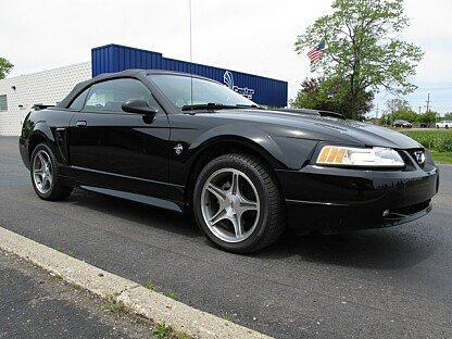 1999 Ford Mustang for sale 100770588