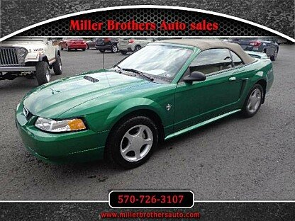 1999 Ford Mustang GT Convertible for sale 100773262
