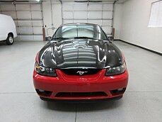 1999 Ford Mustang Cobra Coupe for sale 100785240