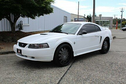 1999 Ford Mustang Coupe for sale 100879175