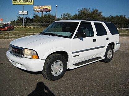 1999 GMC Jimmy 2WD 4-Door for sale 100830528