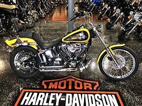 1999 Harley-Davidson Softail for sale 200622042