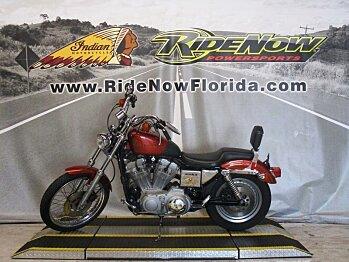 1999 Harley-Davidson Sportster 883 Custom for sale 200607350