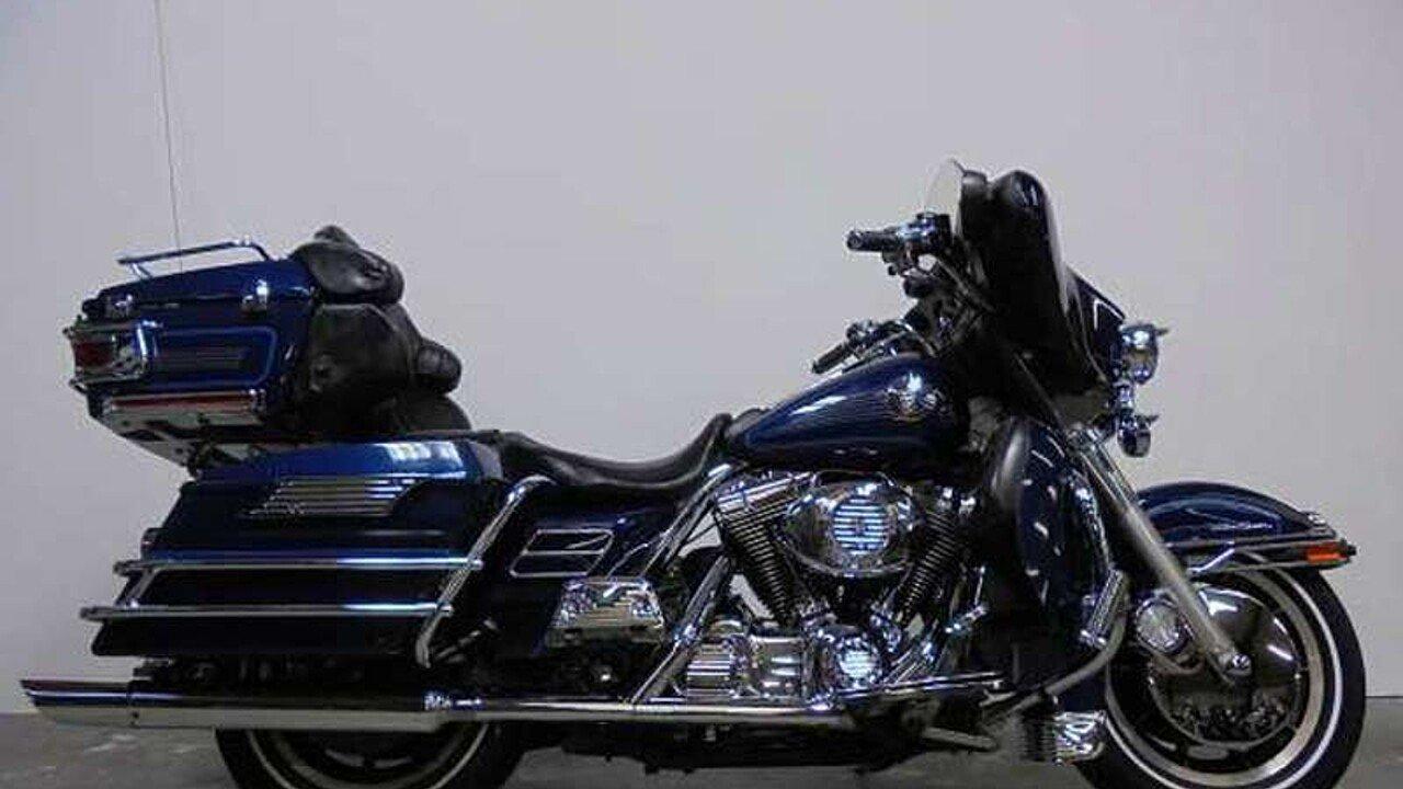 1999 Harley-Davidson Touring for sale 200436634
