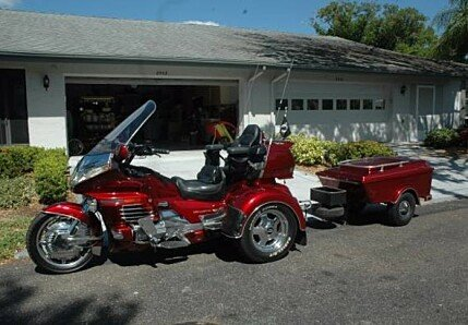 1999 Honda Gold Wing for sale 200476628