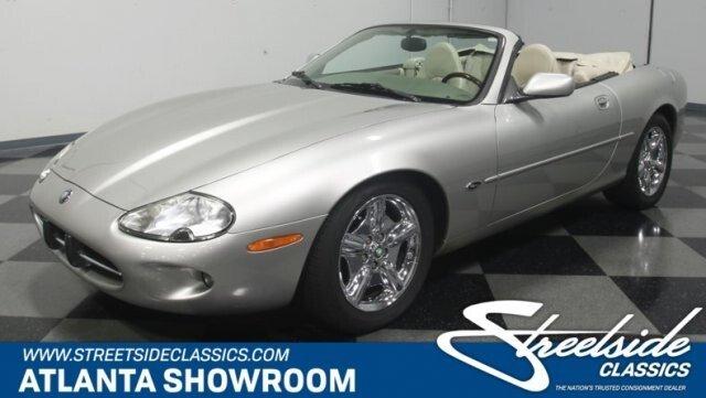 1999 Jaguar XK8 Convertible For Sale 100970165