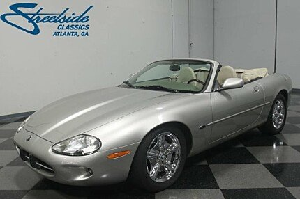 1999 Jaguar XK8 Convertible for sale 100970165